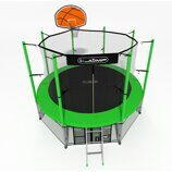 Батут i-Jump Basket 10ft green