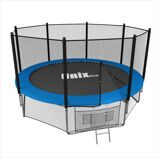 Батут UNIX line 14 ft outside (blue)